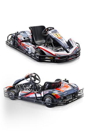 Circuit en karts   Indoor kartbaan   Kartracing & Bowling